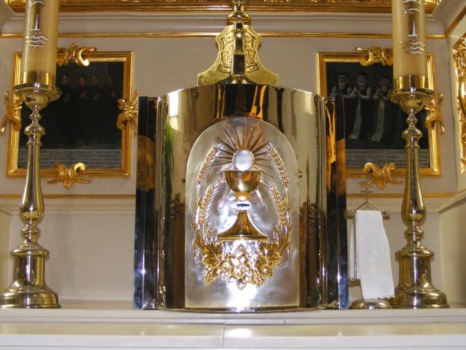 Znalezione obrazy dla zapytania tabernakulum